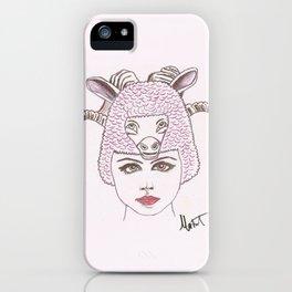 Animalia 2 iPhone Case