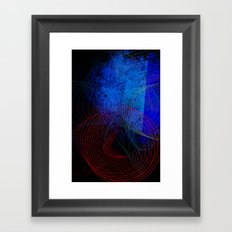 String Theory 03 Framed Art Print