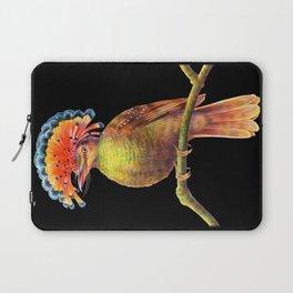 Royal Flycatcher Laptop Sleeve