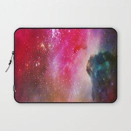 The Red Beautiful Of Interstellar Universe Laptop Sleeve
