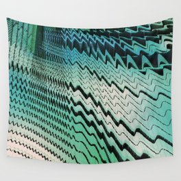 Seismic Change Wall Tapestry