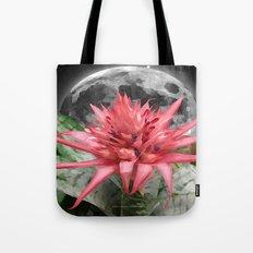 MOON - FLOWER 009 Tote Bag