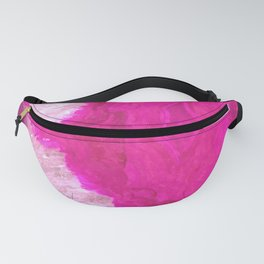 Druze Pink Agate Fanny Pack