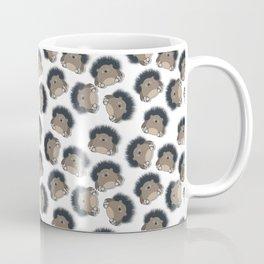 Hedgehog pattern Coffee Mug