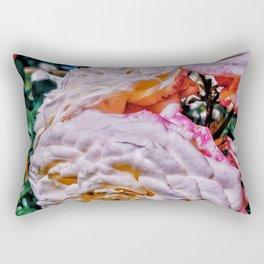 Proof of life Rectangular Pillow