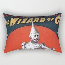 The Tin Man Rectangular Pillow