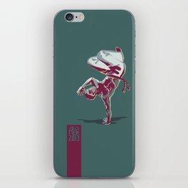 Capoeira 367 iPhone Skin