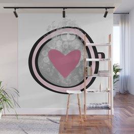Teacup Love Wall Mural