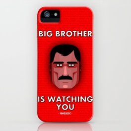 Big Brother #1 iPhone Case