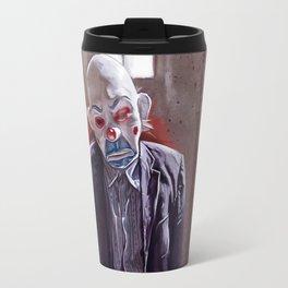 The Bank Robber (the joker) Travel Mug