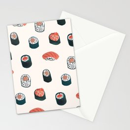 So Much Sushi Stationery Cards