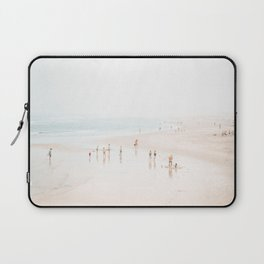 At the Beach (five) Laptop Sleeve