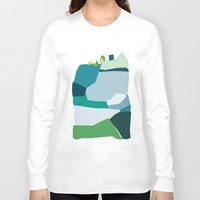 under the sea Long Sleeve T-shirts featuring under the sea by frameless