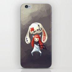 Bunny Plush iPhone Skin