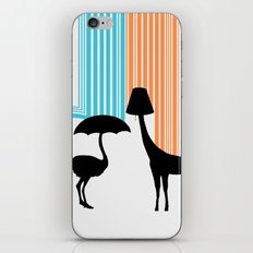 Animal Appliances iPhone & iPod Skin