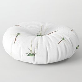 Dragonfly Floor Pillow
