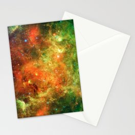 Star Cluster Stationery Cards