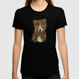 little brown bear T-shirt