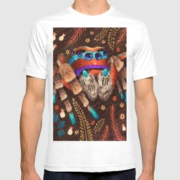 Jumping Spider T-shirt