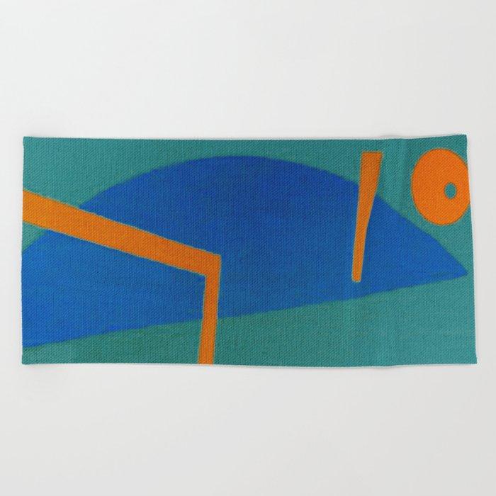 Cricket Beach Towel