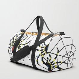 Halloween two big Spider Duffle Bag