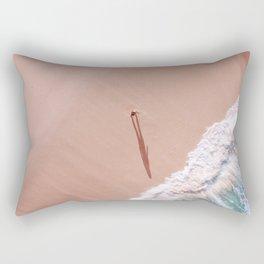 Morning sea Rectangular Pillow