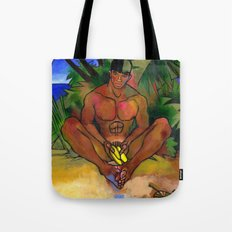 Fountain of Youth Tote Bag
