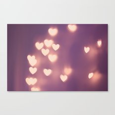 Your Love is Electrifying Canvas Print