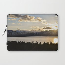 Top Floor Lake Tahoe Laptop Sleeve