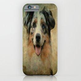 Australian Shepard - Aussie iPhone Case