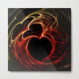 Lavish Love Metal Print