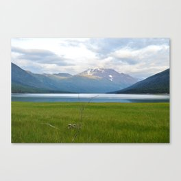 Chugach State Park, Alaska Canvas Print