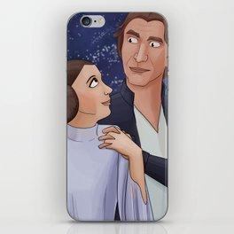 """I know."" iPhone Skin"