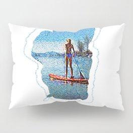 Sunset SUP Pillow Sham