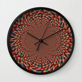 Savasana Wall Clock