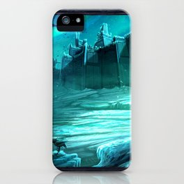 Kadath iPhone Case