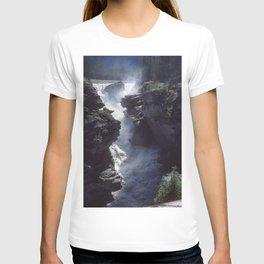 Athabasca Falls 3 T-shirt