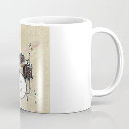 Drumkit Coffee Mug