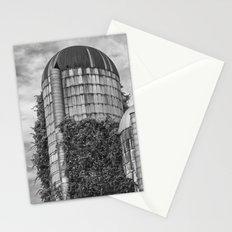 Abandoned Silos Stationery Cards