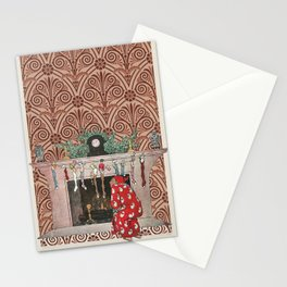 dreaming of a non-white christmas Stationery Cards