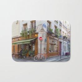 Cute Corners of Paris Bath Mat
