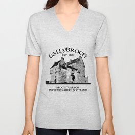 Lallybroch Outlander Unisex V-Neck