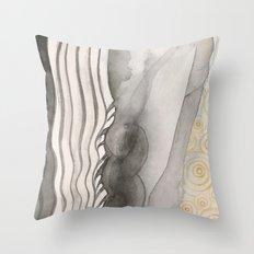 Earth 1 Throw Pillow