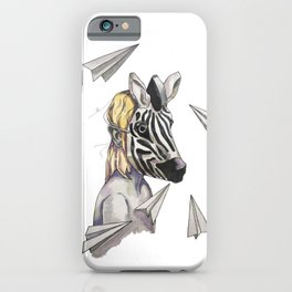 ease of dreams iPhone Case
