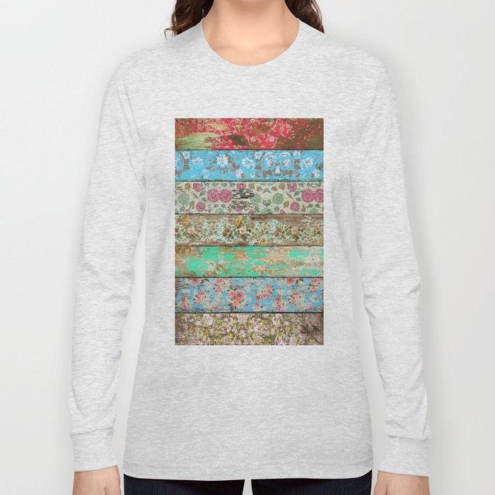 Rococo Style Long Sleeve T-shirt