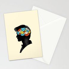 Doctor Phrenology Stationery Cards