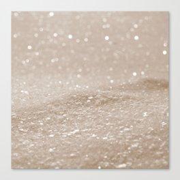 Shimmering Sands Canvas Print