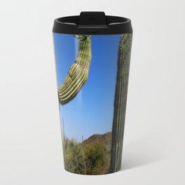 In The Sonoran Desert Travel Mug