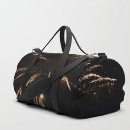 Fan in the Night Duffle Bag