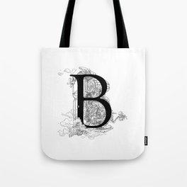 Alphabetanauts - B Tote Bag